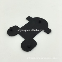 Toys parts Curved Shower Screen Wiper Seal Viton DH/DHS Packing Dust Seals Oil Seal FKM DH/DHS