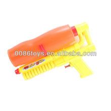 27см желтый и оранжевый водяной пистолет