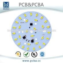 PCB de Camada Única, PCB de LED, montagem de PCB