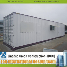 40ft доработанные дома контейнера для перевозок