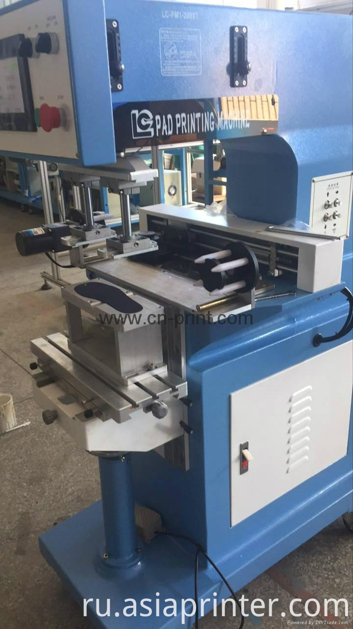 Insole 1-color Pad Printer with PLC System