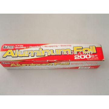 schwere Aluminium-Folie