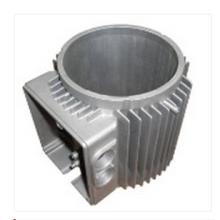 GX Grey Iron Casting Motor Shell
