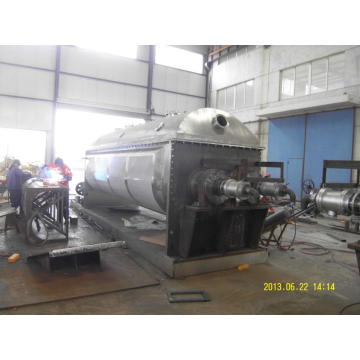 paddle dryer sludge drying equipment