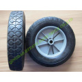 "solid wheel Size : 8""x1.75"""