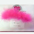 Nuevo hada de plástico parpadeante metálico Princess Tiara Crown6000PCS