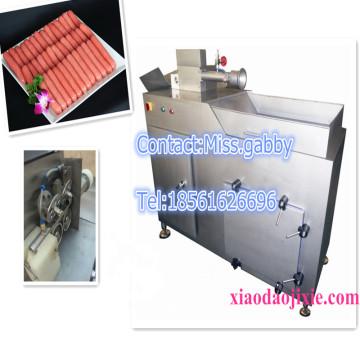 Wurstschälmaschine / Automatische Wurstschälmaschine