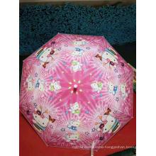 Wholesale EVA Environmental Cartoon Umbrella