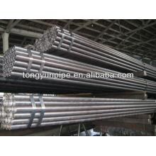 ASTM A106 / 53 Gr.B Tuyau en acier sans soudure