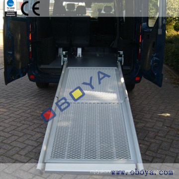 Auto Accessory, Vehicle Ramp for Wheelchair