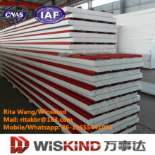 EPS Foam Insulated Sandwich Panel for Roof and Wall