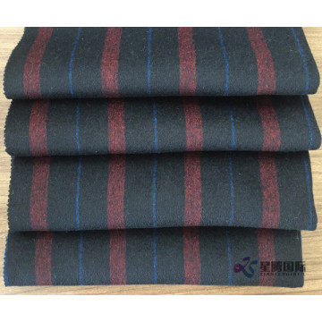 Multi Color Vertical Stripe 100% wollen stof