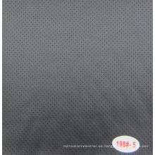 Material de alta calidad de la cubierta de asiento de carro de la venta que rasguña