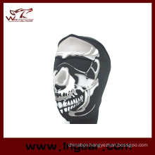 Hot Sell Black Motorcycle Mask Airsoft Mask Paintball Mask