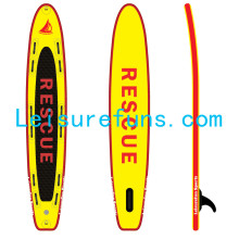 new design  inflatable rescue board