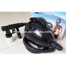 Système de machine à couper le bronzage intérieur mini-corps HVLP Pistolet de bronzage Tan Airbrush Portable Home Professional Spray Bronzage Kit