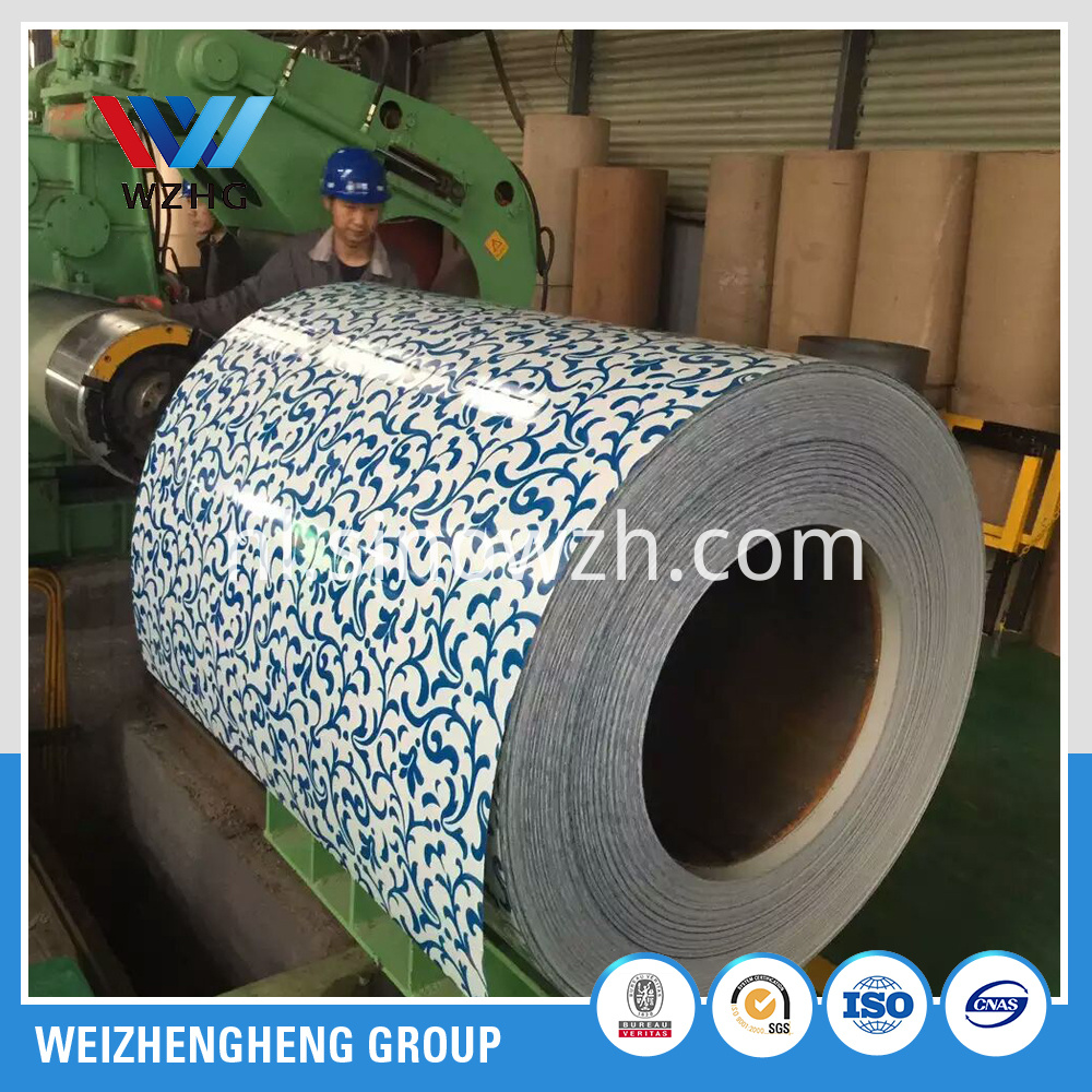 SGCC PPGI coil Prepainted Galvanized Steel Coil manufacturer China supplier