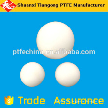 Plastic ptfe bearing ball