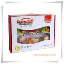 Werbegeschenk für montieren Spielzeugauto (WJCT-004)