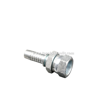 Air swivel tube fittings hose and couplings