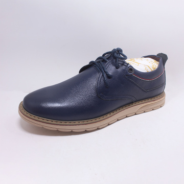 Venta al por mayor Formal Oxfords Genuine Leather Shoes