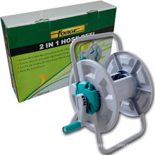 High Quality Garden Water Hose Reel with Steel Frame