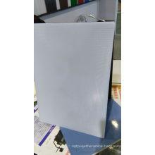 Advertising board lighting prism plastic sheet