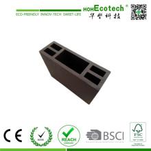 Qualité supérieure et bon prix pour le poteau de clôture de WPC