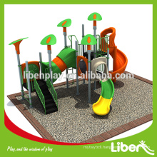 Qing Series Green Playground Sets For Kids