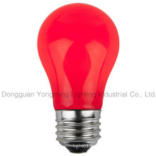 A15 E26/E27 Color Coating Incandescent Bulb
