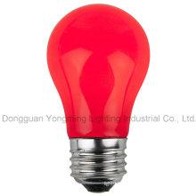 A15 E26 / E27 Цветная лампа накаливания Лампа накаливания