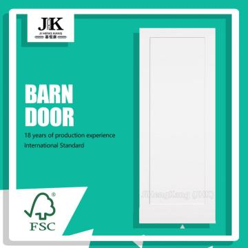 JHK-SK01 White Barn Pine Wood Price Solid Wood Door Slab