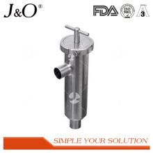 Sanitary Stainless Steel Welding Angle Strainer