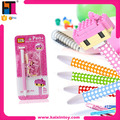 8 designs LOZ Mini Diamond Blocks Pens Children Educational Toys