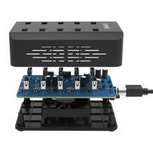 ORICO 10 портов USB Smart Charging Station (DUB-10P-V1)