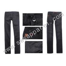 Basic Fashion Denim Jeans Pants