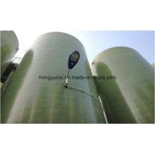 FRP / Fiberglas Fermentation oder Brewing Tank für die Lebensmittelherstellung