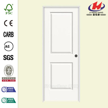 Solid Core Painted Molded Single Prehung Interior Door