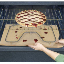 PTFE Non-stick Oven Liner , High Temperature Resistant ,Reusable