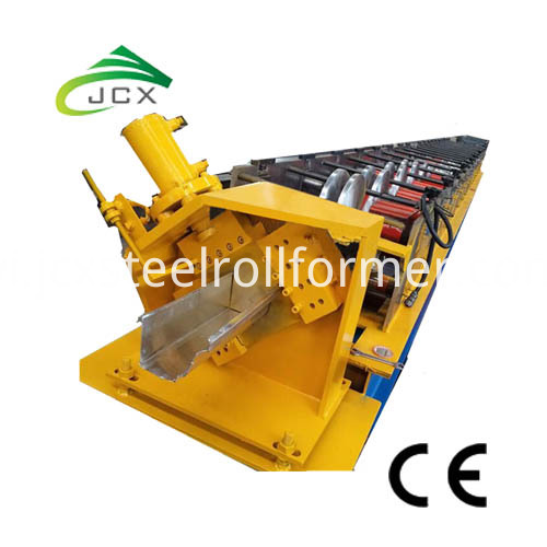 Gutter Forming Machine