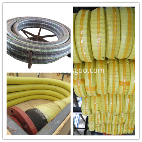 10 meter long suction hose