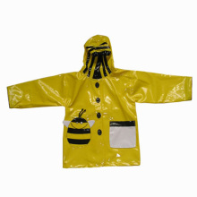 Handsome Kids PU Raincoat