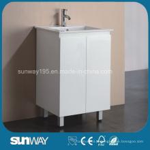Floor Stand Classic Canada Australia Style Vanity de banheiro com bacia