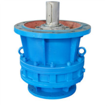 Cycloidal Gearbox Reduction for Concrete Slabs Machine