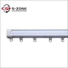 Rail de rideau en PVC synthétique de haute qualité