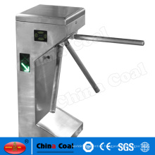 Mechanical Access Control Entrance Security Tripod Turnstile