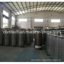 Liquid Nitrogen Dewar Cylinder Tanks for Sale