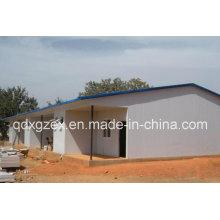 Casa prefabricada de bajo costo (pH-16138)