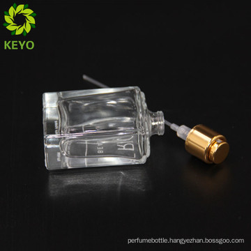 Cosmetic pla containers china factory perfume glass plastic bottle and cheap perfume bottles for packing