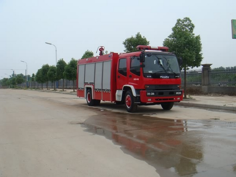 Fire Truck Fire Engine40